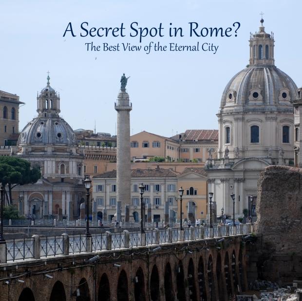 A Secret Spot in Rome