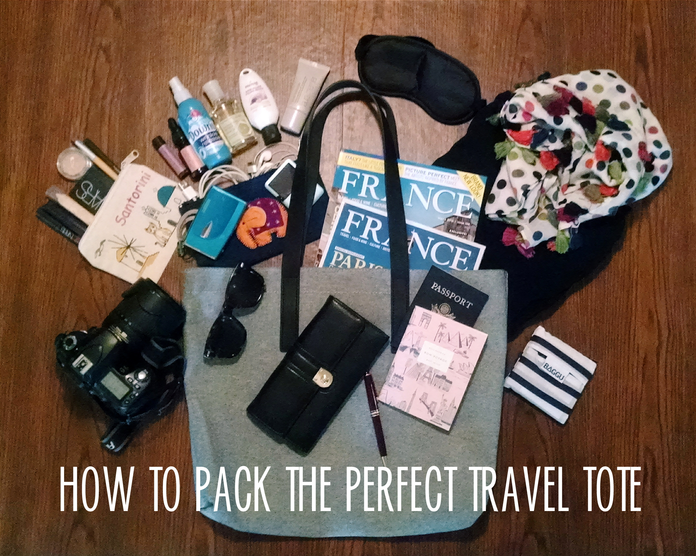 Packing Tips - Packing the Perfect Carry-On - www.AFriendAfar.com