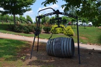 Five Wineries to Visit in North Georgia- Wolf Mountain Vineyard- www.afriendafar.com- #wolfmountain #northgeorgiawineries