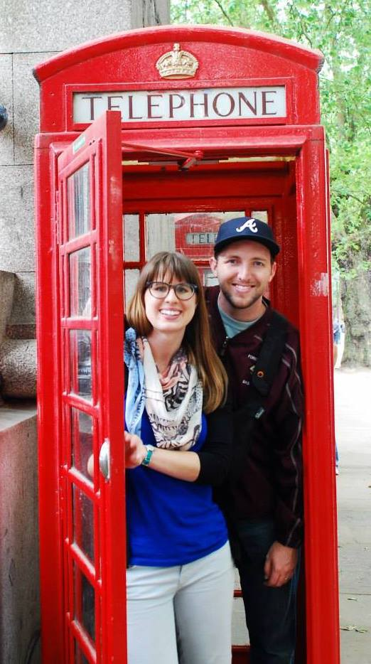 The Joy of Getting Lost - London, England - www.AfriendAfar.com
