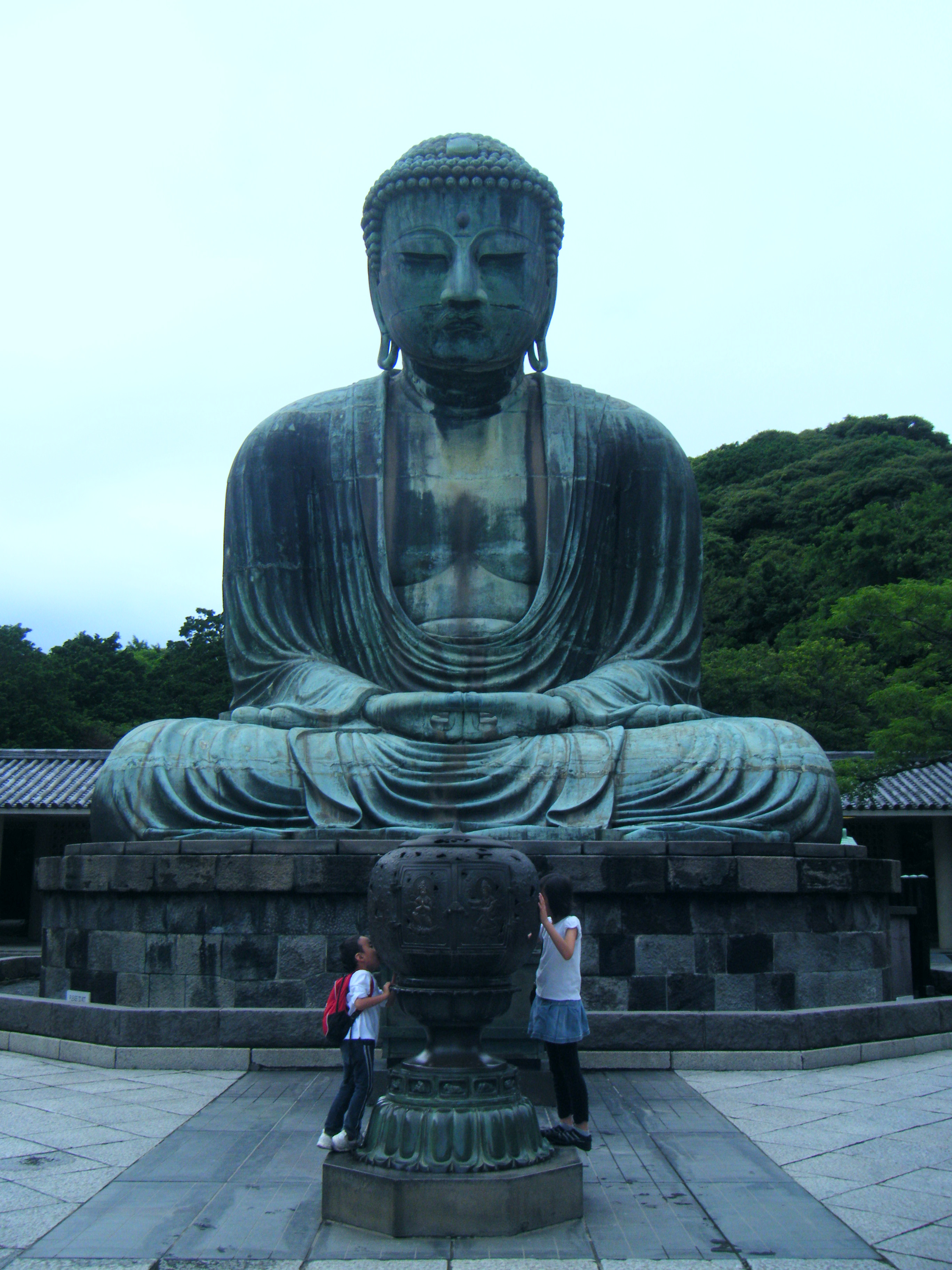Great Buddha of Kamakura - Shot of the Week - www.AFriendAfar.com