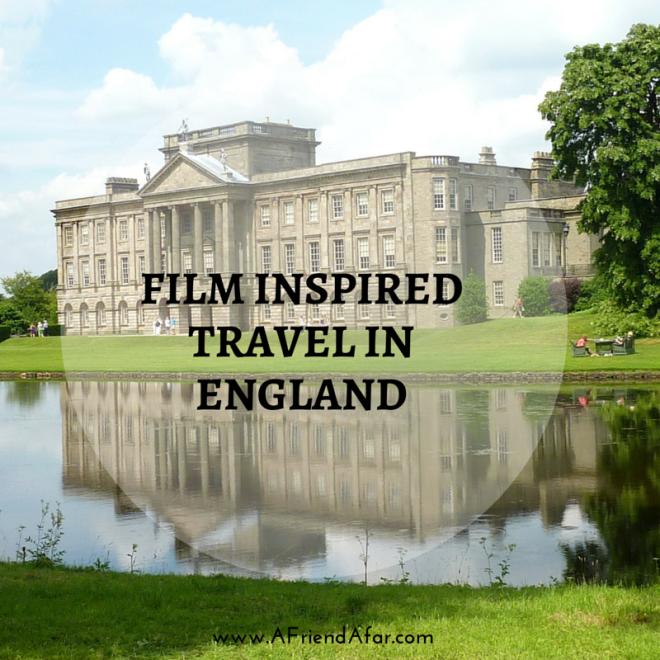 Film Inspired Travel in England- www.afriendafar.com #england #UK #Britain