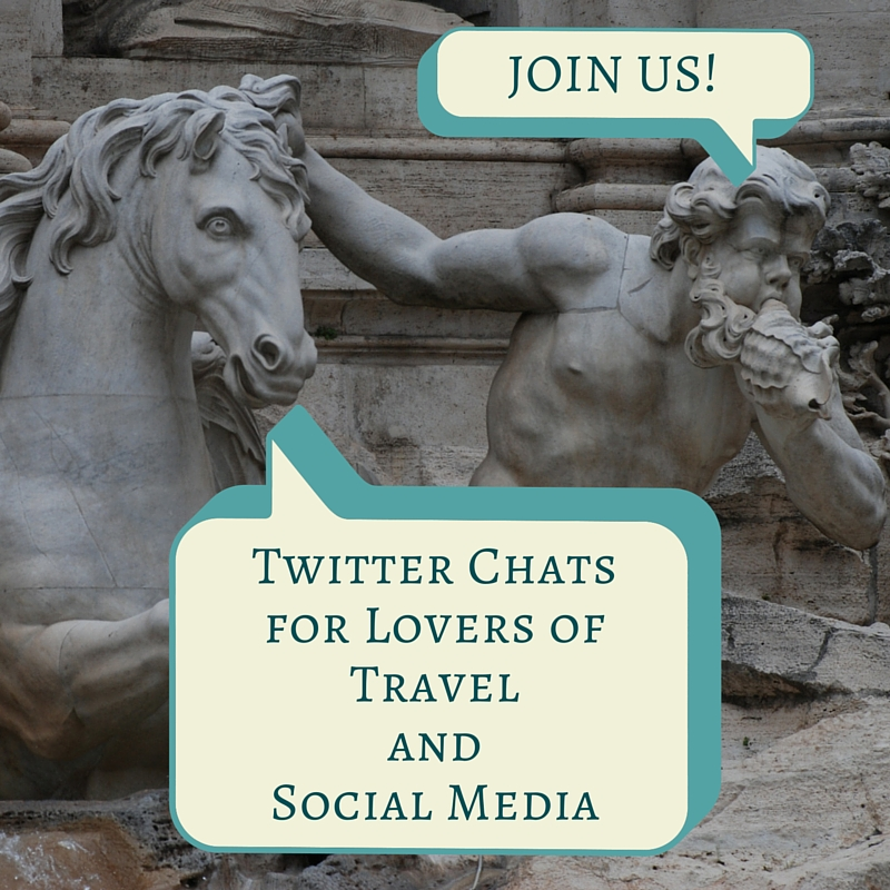 Twitter Chats for Travel Lovers