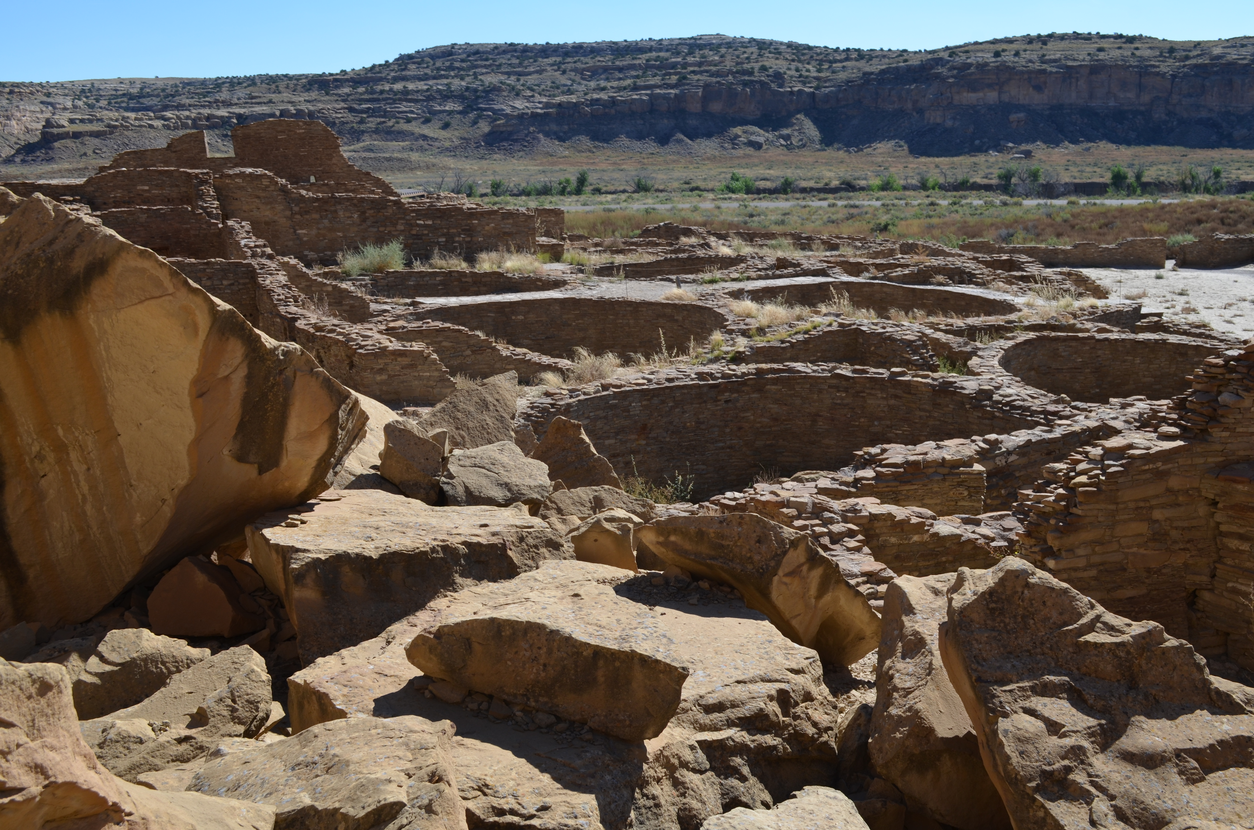 A Quick Guide to National Historic Parks- Chaco Culture- www.afriendafar.com #newmexico #chacocultture