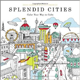Our Favorite Travel Coloring Books